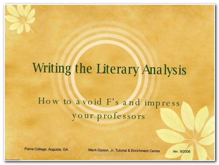 how to write a phd proposal in english literature
