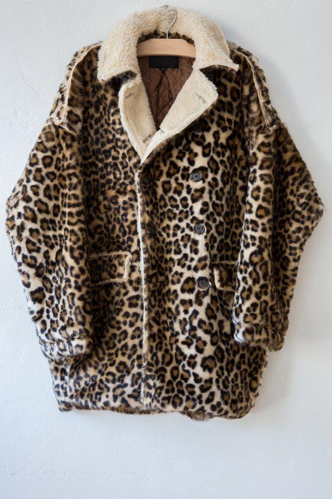 cae340bdd56e7 r13 leopard hunting coat | Beautiful Things | Leopard hunting, Coat ...