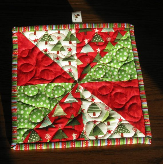322 Best Topflappen Images On Pinterest Potholders Hot Pads And