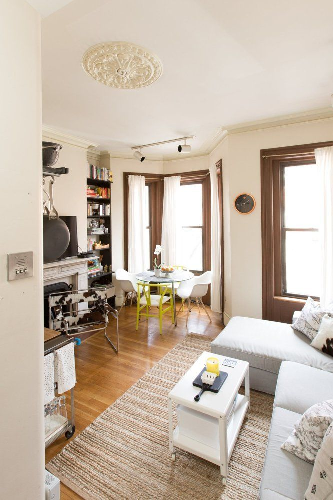 House Tour: A Cozy & Small South End Boston Apartment | Apartment Therapy