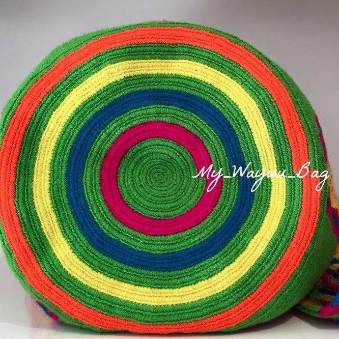 #color #arte #tradicion #pasion #wayuu #mochila #mywayuubag #colorful #mujer…