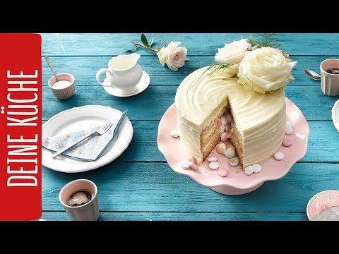 Piñata-Torte zum Muttertag   Kuchenfee Lisa   REWE Deine Küche ...