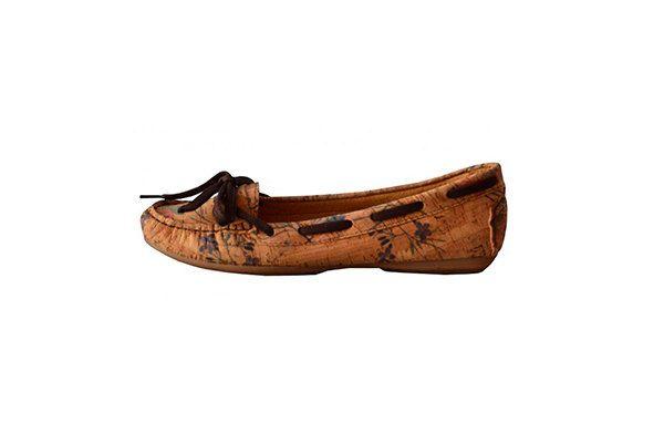 Cork Womens Moccasins - FREE SHIPPING WORLDWIDE - Vegan Eco-Friendly Mother's Day Gift Idea - https://www.etsy.com/listing/220432910/cork-womens-moccasins-free-shipping?utm_source=socialpilotco  #clothing #shoes