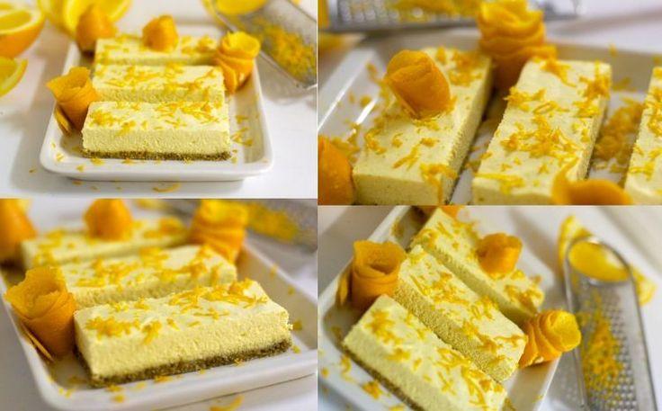 Orange Coconut Cream Pie (high raw, vegan)