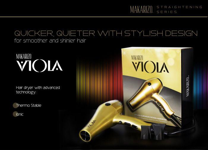 Makarizo Salon Professional Tools Packaging Design by Andi Yulianto at Coroflot.com
