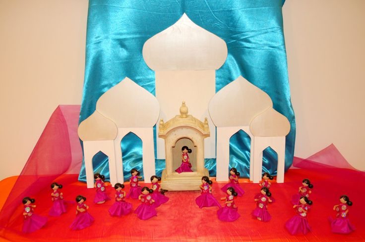 Bollywood Party Decorations   restlessrisa: Indian / Bollywood Party - Part 3 {Princess Beds and Taj ...