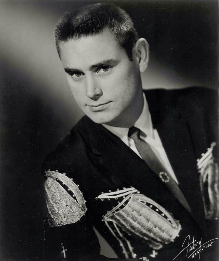 """George Jones, known as """"The Possum."""" Jones never reached the top 40 of the Billboard Hot 100 and almost never had any of his music played on mainstream popular music stations in his career. Mick Jagger cites Jones as one of his favorite country singers. """"He Stopped Loving Her Today"""" is one of my favorite songs."""
