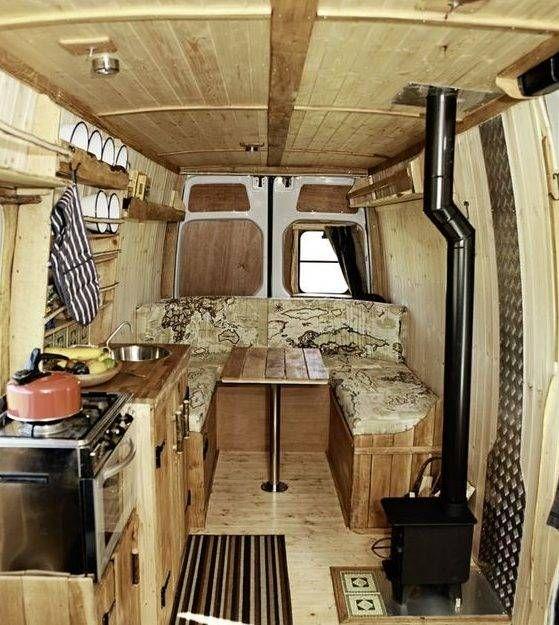 25 beste idee n over camper interieur op pinterest vintage camper interieur camper. Black Bedroom Furniture Sets. Home Design Ideas