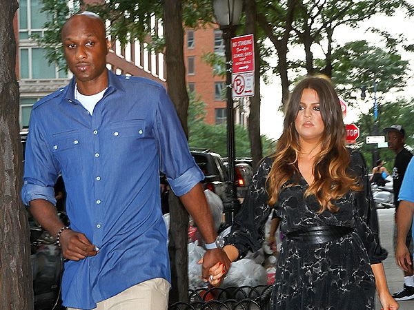 Tallest women & spouse   Lamar Odom: Inside His Troubled Life  Marriage, Khloe Kardashian ...