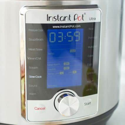 This Instant Pot Ultra review covers one of the newest models from the most renowned company in the electric pressure cooker industry.