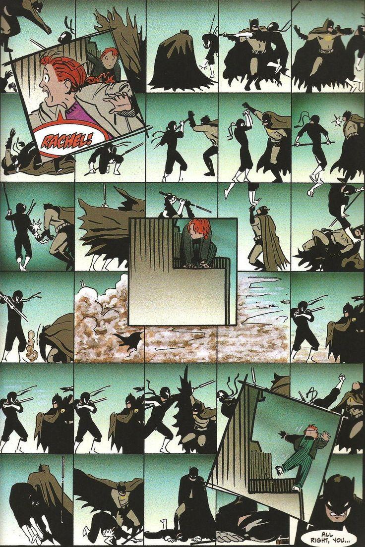 Batman   Grendel. Matt Wagner