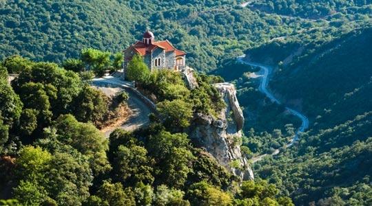 Loussios Gorge