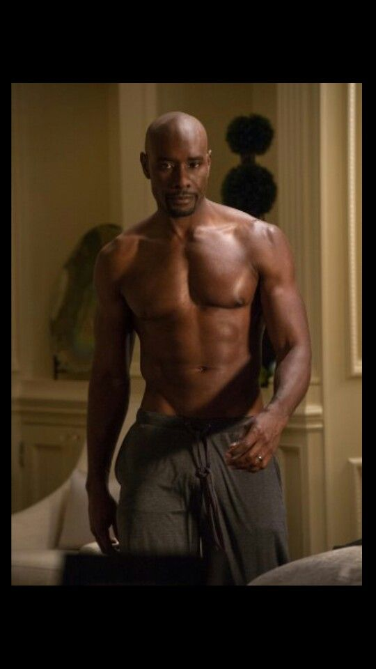 Morris Chestnut, like a fine wine. Keeps getting better and better.