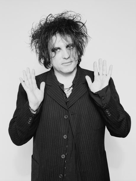 The Cure's Robert Smith: 'I'm uncomfortable with politicised musicians'