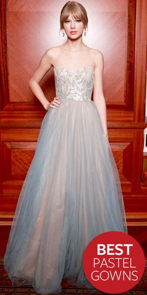 I had to repin this because this totally looks like the Prom dress I wore in high school!!