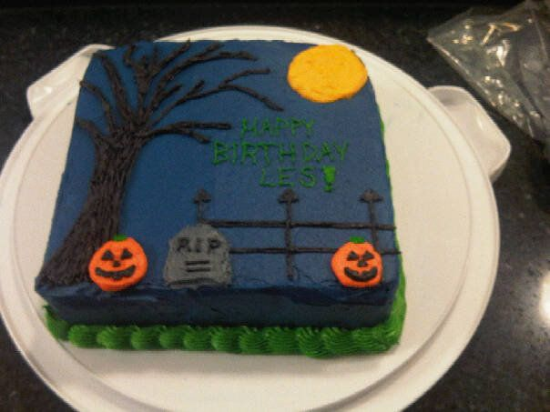 easy halloween cake ideas halloween birthday ideas 2010 food and nutrition - Easy Halloween Cake Decorating Ideas