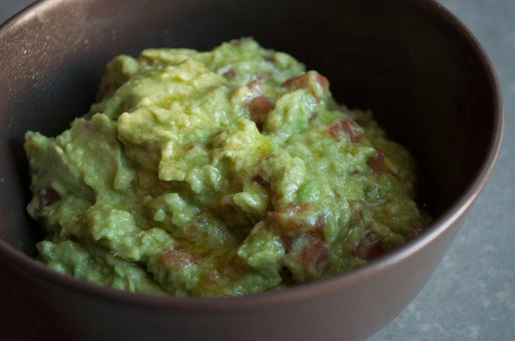 Salsa al Guacamole - Guacamole Dressing, healthy and tasty!