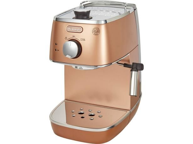 Delonghi Distinta Ec1341cp Coffee Machine Review Which