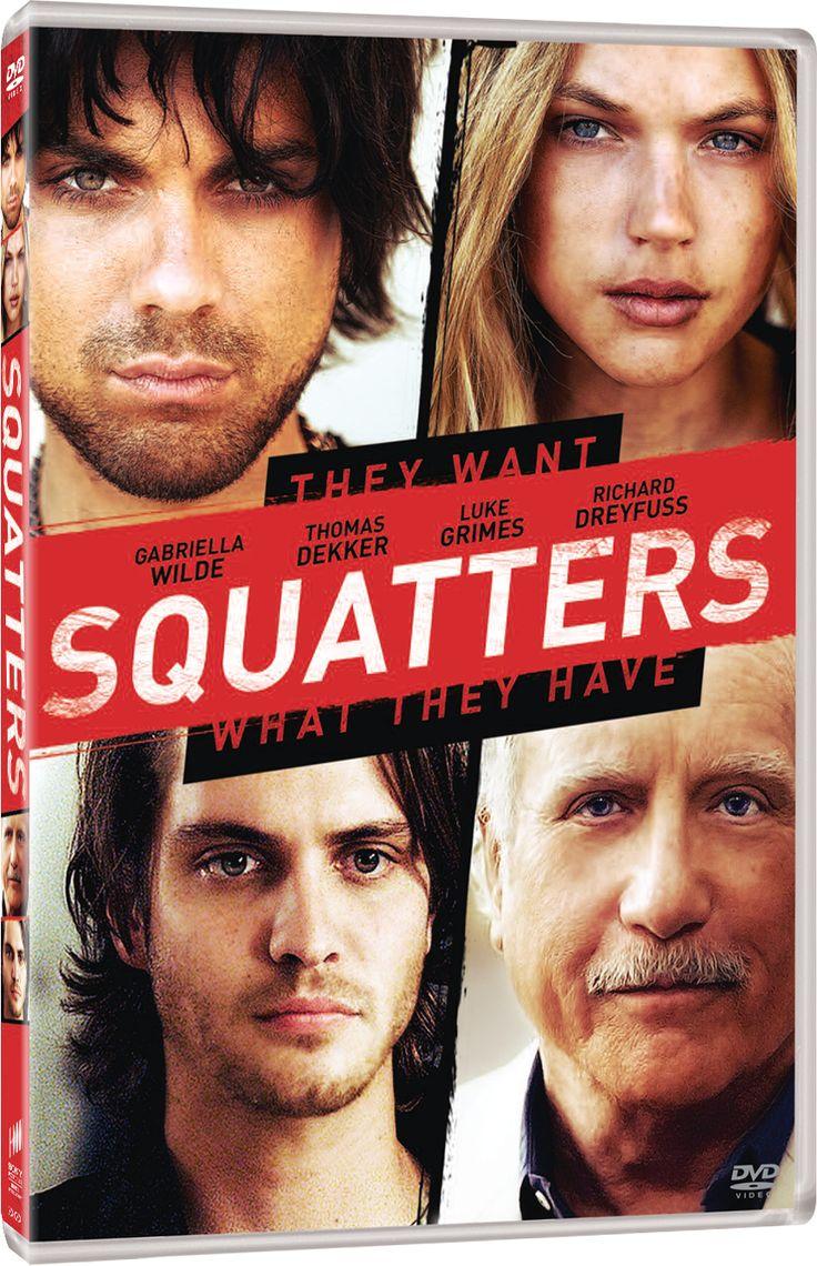 Squatters - in DVD dal 23 luglio