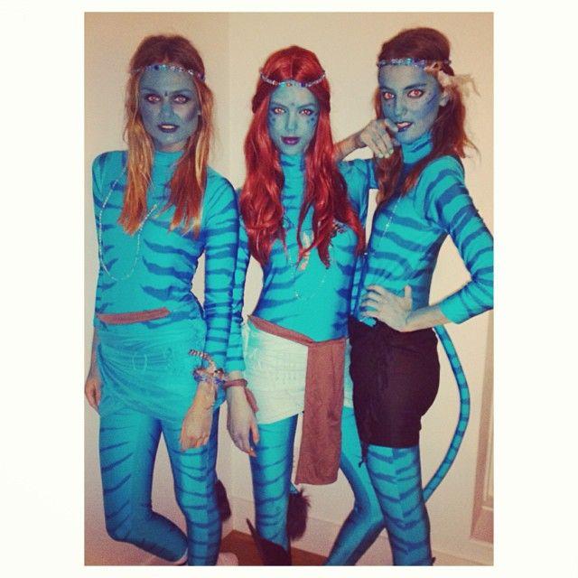 Disfraz Avatar