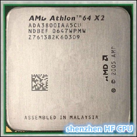Original AMD Athlon 64 X2 3800+2.0Ghz1MB Cache AM2 socket940 pin Dual core Desktop CPU (working 100% Free Shipping) #electronicsprojects #electronicsdiy #electronicsgadgets #electronicsdisplay #electronicscircuit #electronicsengineering #electronicsdesign #electronicsorganization #electronicsworkbench #electronicsfor men #electronicshacks #electronicaelectronics #electronicsworkshop #appleelectronics #coolelectronics