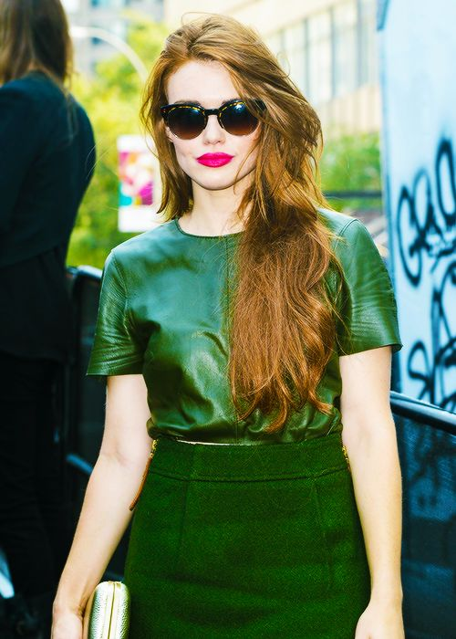 Welcome to the most updated source dedicated entirely to the American actress Holland Roden, who is...