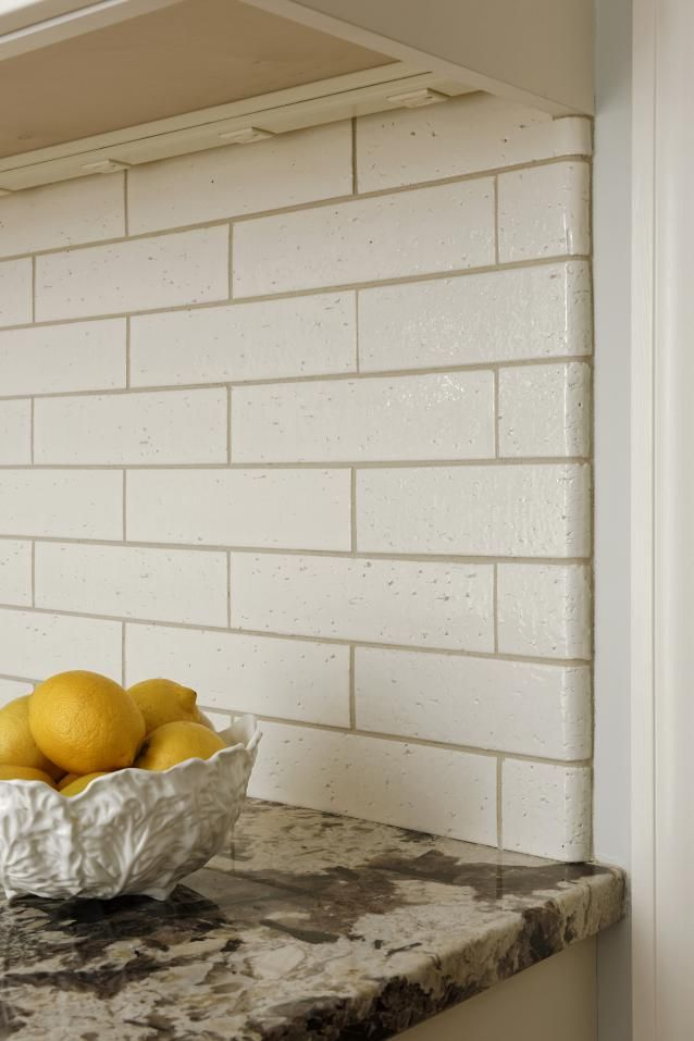 Tile On Walls In Kitchen