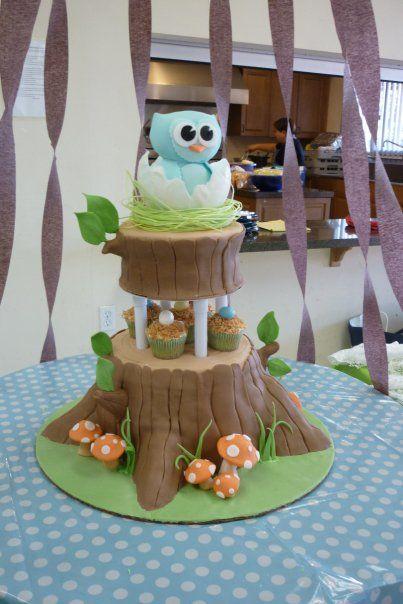239 Best Wedding Cakes Woodland Images On Pinterest