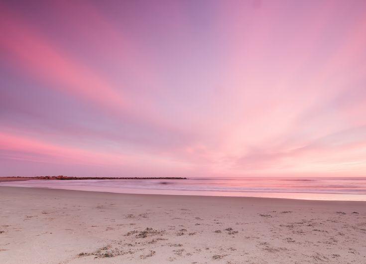 Beach Espiguette, Grau du Roi, South France