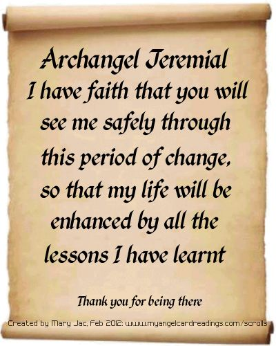 Archangel Jeremial <3                                                                                                                                                                                 More