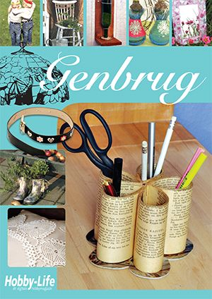 Gratis Tema Magasiner Ideas for recycling