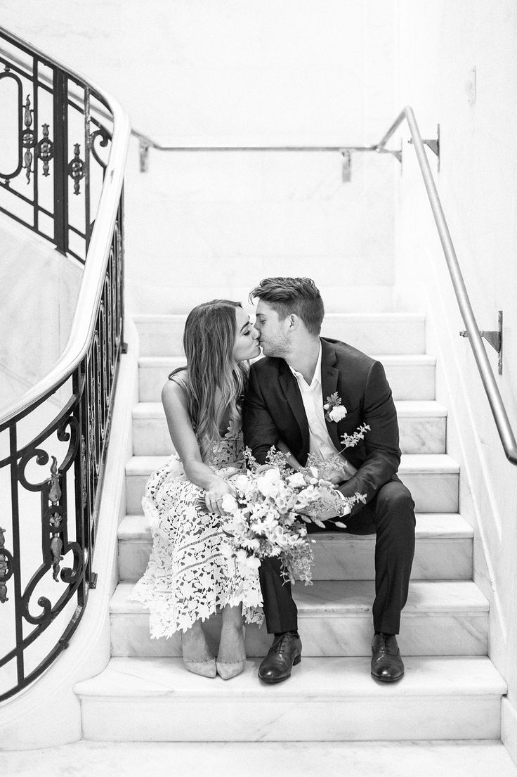 Ten City Hall Wedding Tips - Melanie Duerkopp Photography                                                                                                                                                                                 More