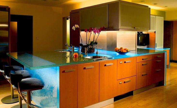 glass kitchen countertops   ... white background glass kitchen countertops by thinkglass kitchens