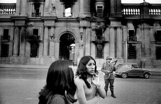 Chili, September 1973 by Koen Wessing