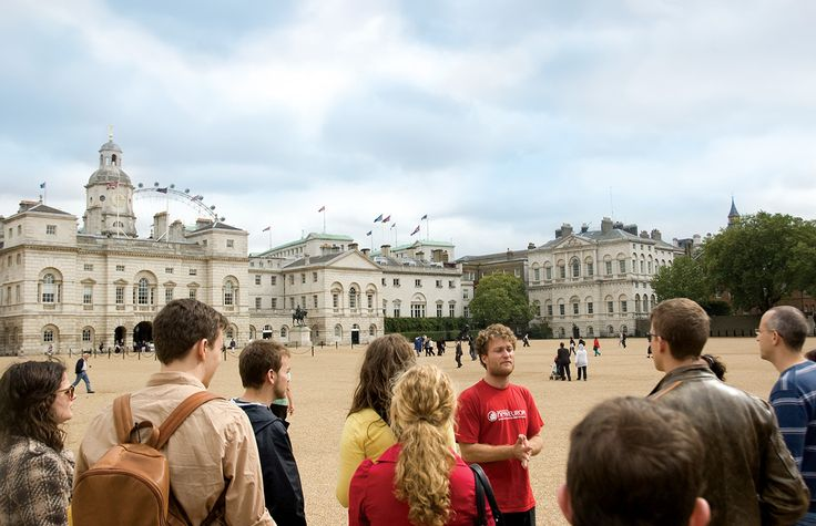 Free Tour of London - every day of the week