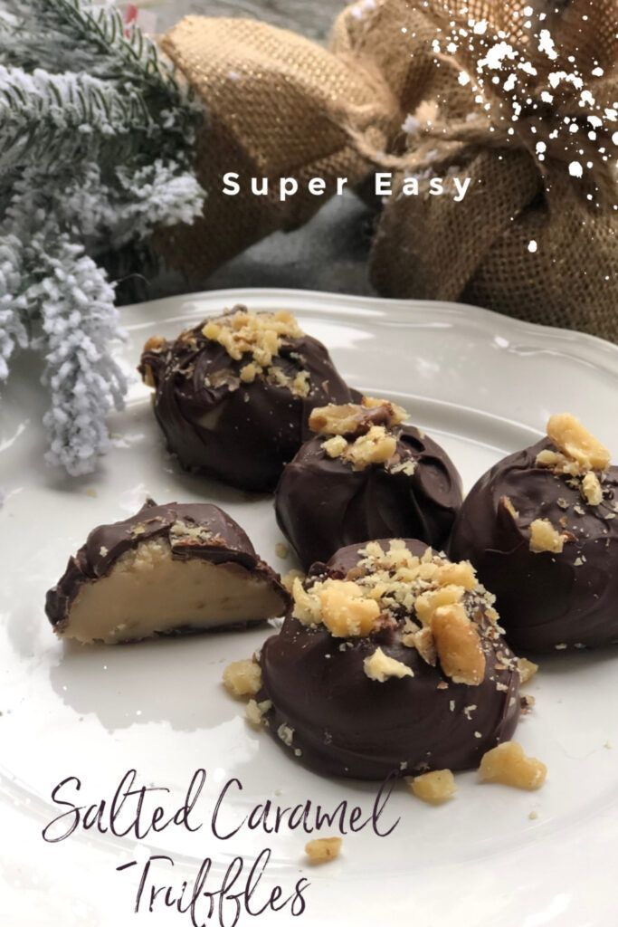 Neighbors Skip A Payment Christmas 2020 Let's skip the cookies this year and make Truffles! Truffles will