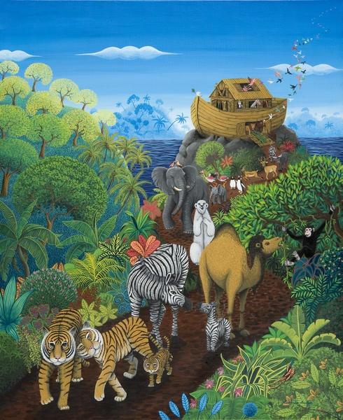 catherine musnier - noah's ark