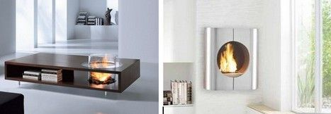 Ethanol Fireplaces: Green Heat or Hot Air? : TreeHugger
