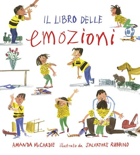 Il libro delle emozioni | centostorie. microblog sui libri per bambini