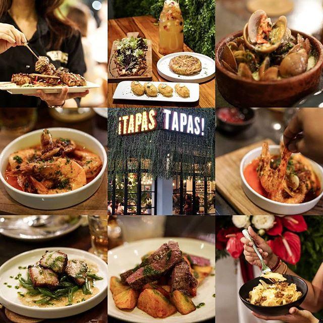 Newly Open Spanish Tapas With Japanese Influence A Modern Tapas Bar Lounge Tapastapasbali By Mylittlespanishplace Sing Spanish Tapas Tapas Tapas Restaurant