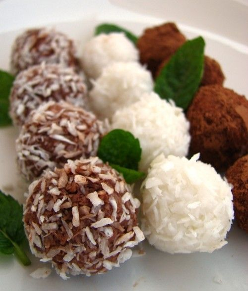 kokosnoot ballen