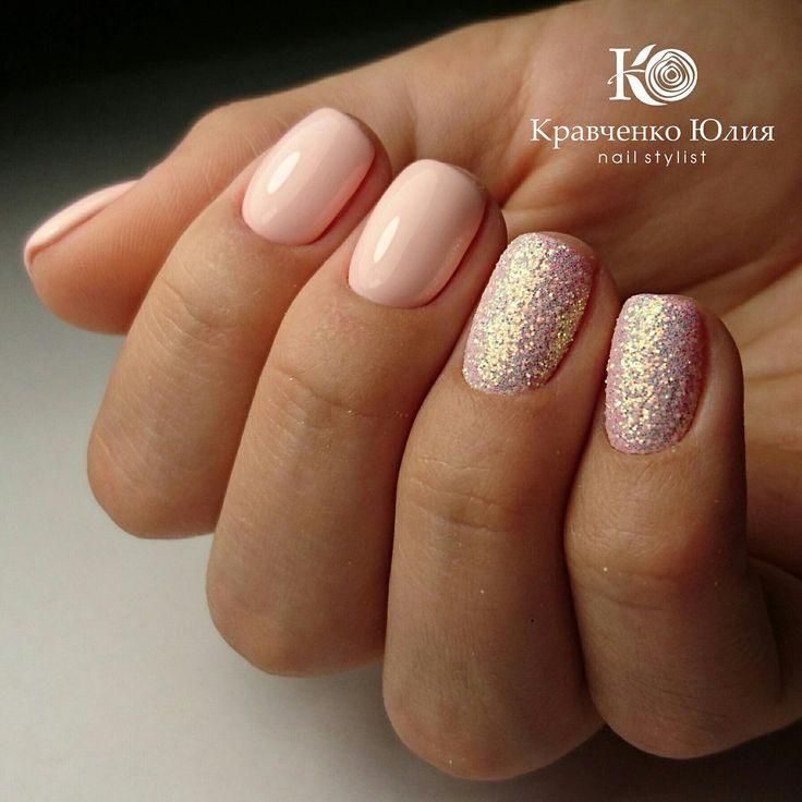 """Покрытие ногтей гель-лаком """"lusa_nails_spb"""""""
