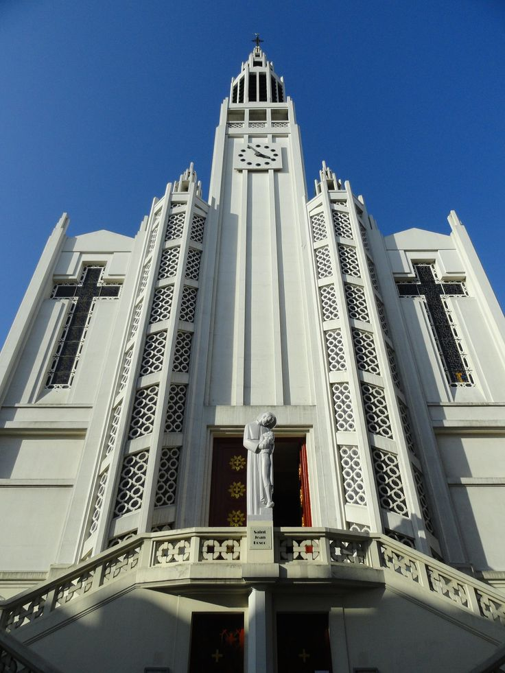 Eglise Saint Jean Bosco