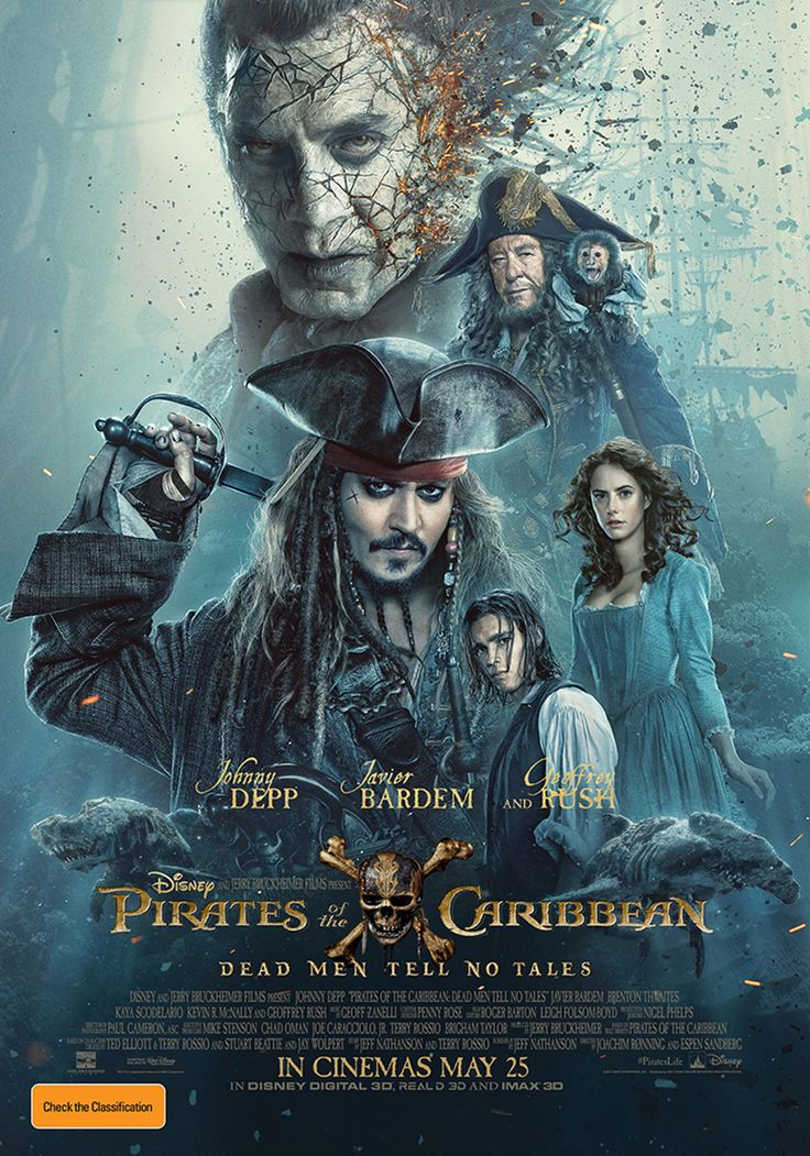 PIRATES OF THE CARIBBEAN: DEAD MEN TELL NO TALES gives the Pirates Quintuplet a fond closure and a fun rollicking send off. Rønning and Sandberg do a decent effort directing to the Disney Pirates template. Clickety click for the full review now up on Salty. http://saltypopcorn.com.au/pirates-of-the-caribbean-dead-men-tell-no-tales-review/