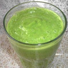 Tavaszi zöld smoothie