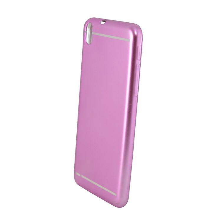 Mobilce | HTC 816 NICE TPU PINK Mobilce | Cep Telefonu Kılıfı ve Aksesuarları