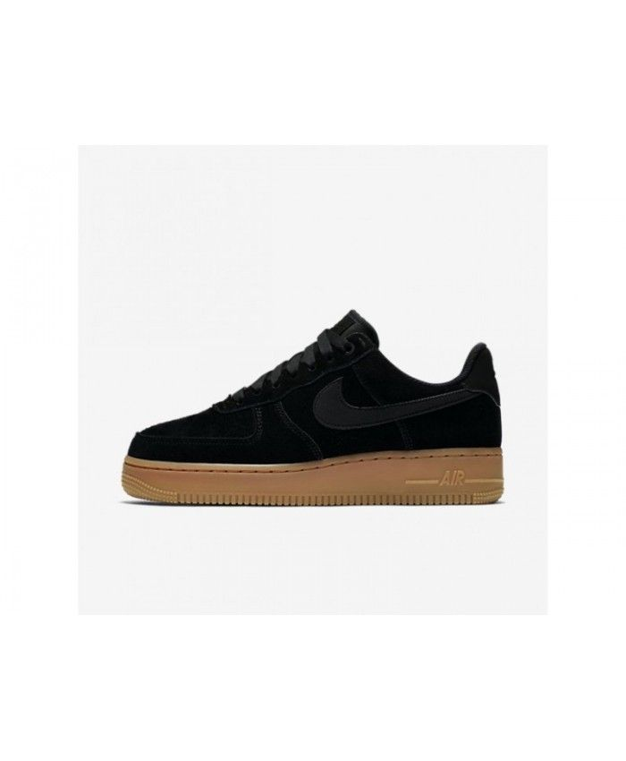 huge discount 5a301 e0094 Nike Air Force 1 07 Se Women s Black Gum Medium Brown Ivory Black Shoes,  AA0287-002 Discount