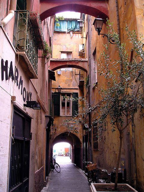 Alassio, Italy, Savona Liguria