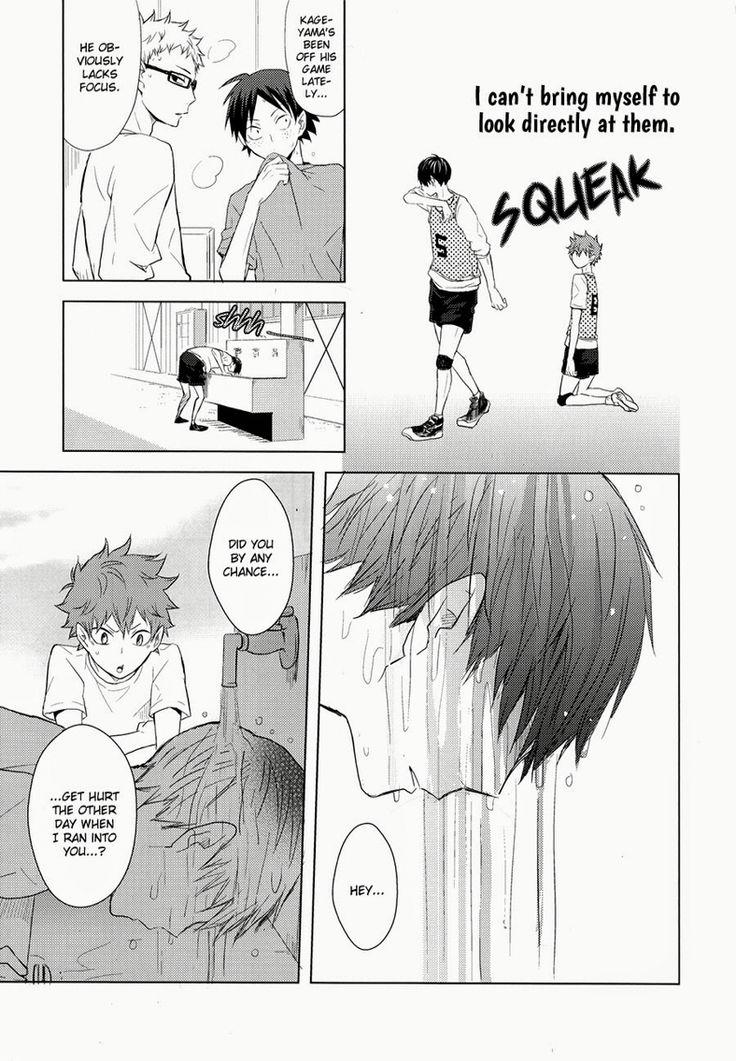 [bubunhanten] Haikyuu!! dj – Kokoro Control 1 [Eng]  Page 9 #Haikyuu #Yaoi #Kagehina #kageyama #hinata #doujinshi #amazing #beautiful #love #sweet #happy