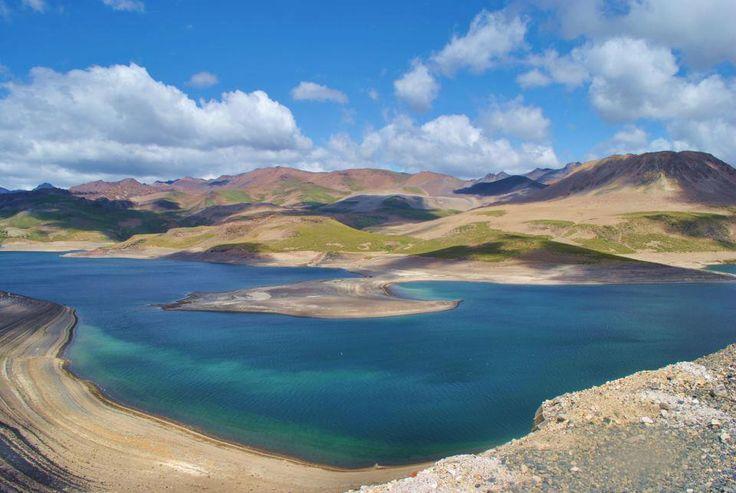 Laguna del maule, VII región. Chile